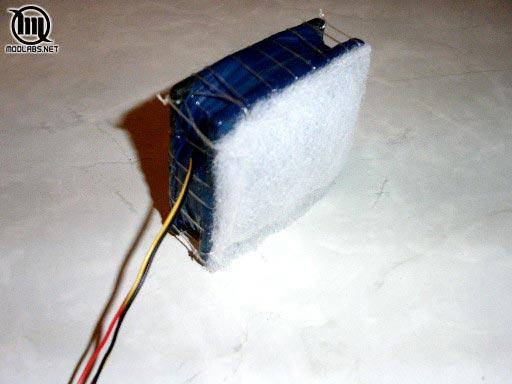 Как сделать пылевой фильтр для пк - Ремонт и сервис
