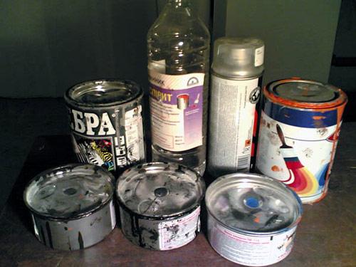 Как и чем покрасить стекло в домашних условиях 210
