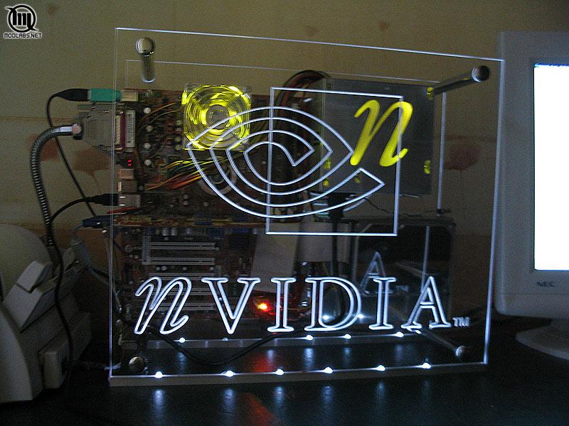 Корпус компьютера из оргстекла своими руками 178