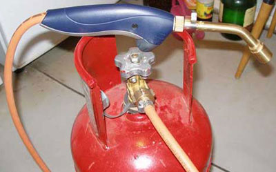 Газовая горелка для баллона своими руками 103