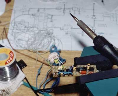 (резисторы, конденсаторы,