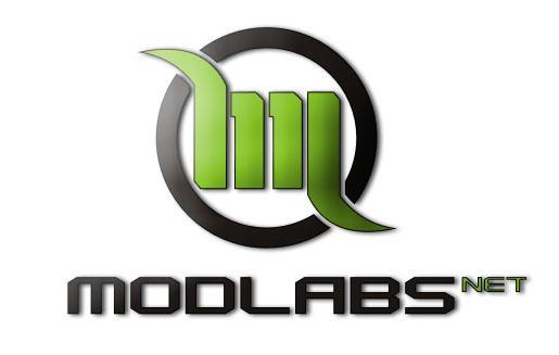 Фирменный логотип modlabs.net