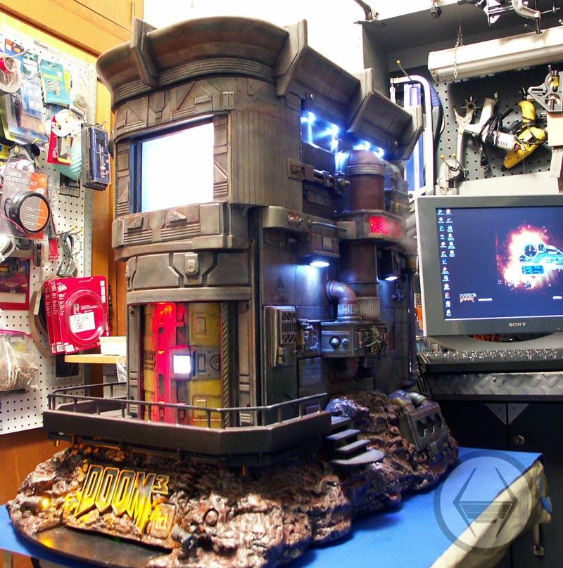 моддинг на тему игры Doom 3