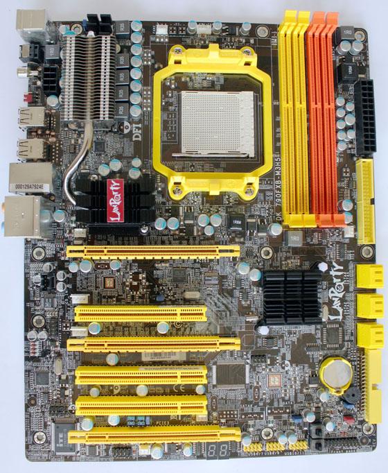 DFI LanParty 790FX