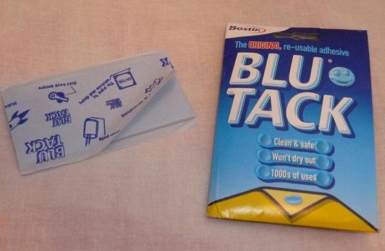 BluTrak - мягкая резина для теплоизоляции материнской платы и не только