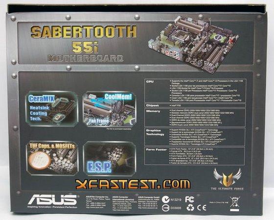 Sabertooth 55i