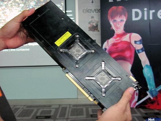 """Radeon HD 5870 X2 """"Hemlock"""