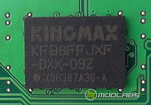 Модули памяти Kingmax Hercules