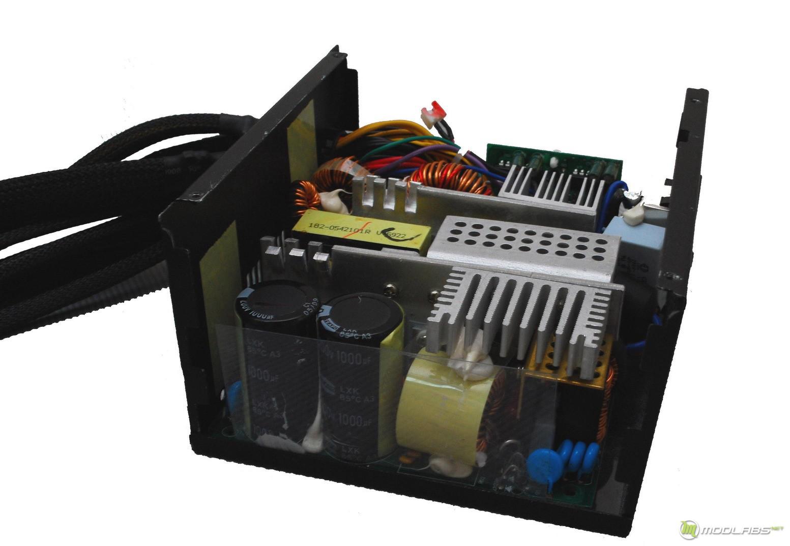 zero voltage switching схема блока питания