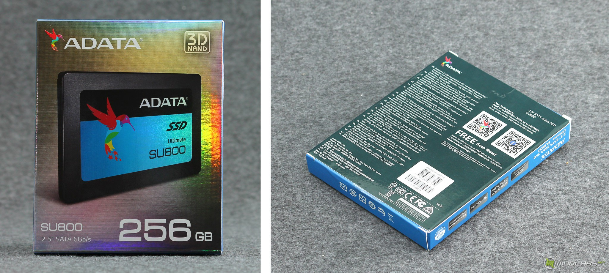 Ssd Adata Ultimate Su800 3d Nand 256gb Solid State Drive 256 Gb