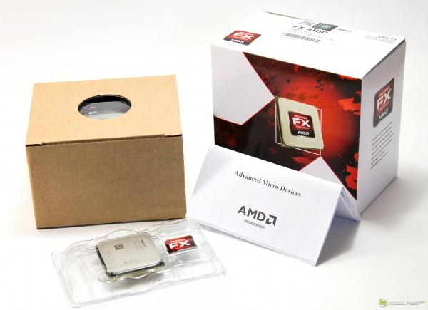 Коробочная версия процессор AMD FX-4100