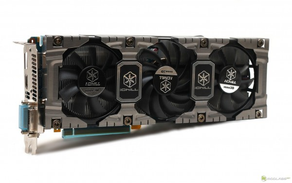 Графический ускоритель Inno3D GeForce GTX 680 iChill