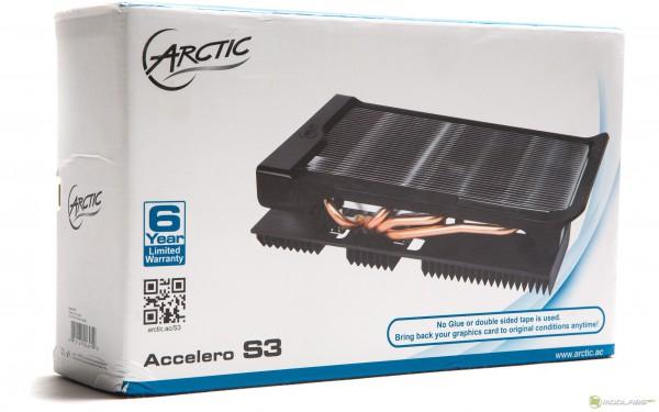Arctic Cooling Accelero S3