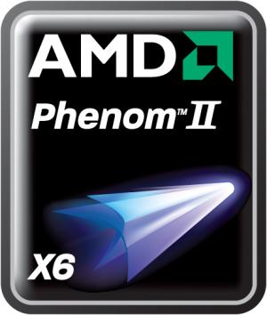 amd phenom x6 logo