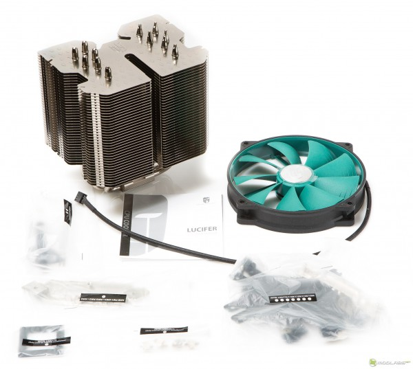 Deepcool Lucifer V2