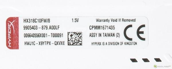HX318C10FW8