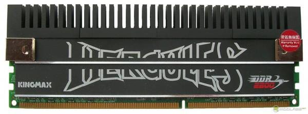 Модули памяти Kingmax Hercules DDR-3 2200