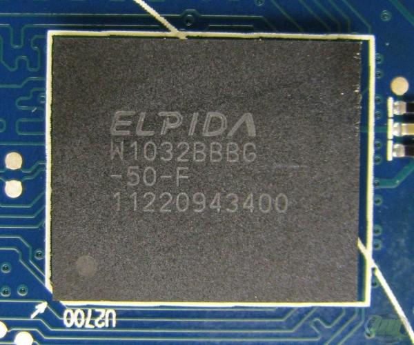 Elpida, W1032BBBG-50-F