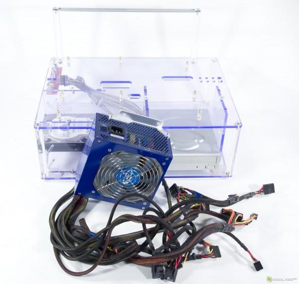 Корпус Ultra-Tech Station Acrylic Case