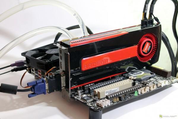 AND FX 8350 Vishera в разгоне