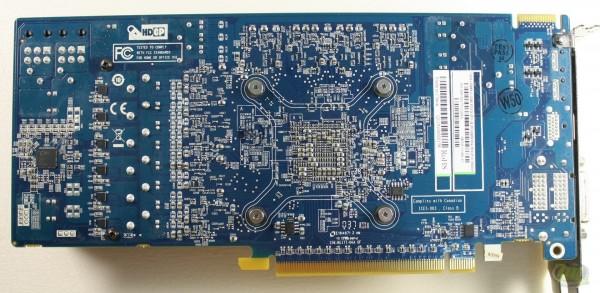 Radeon HD 6850 back