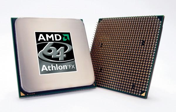Логотип AMD Athlon 64 FX