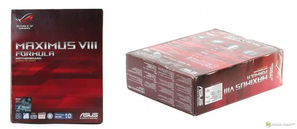 ASUS ROG Maximus VIII Formula