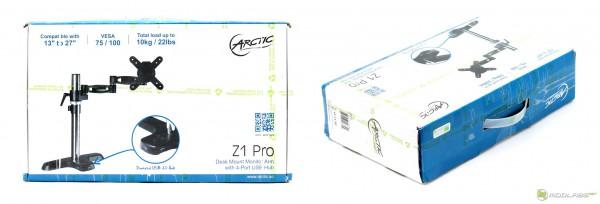 Arctic Z1 Pro