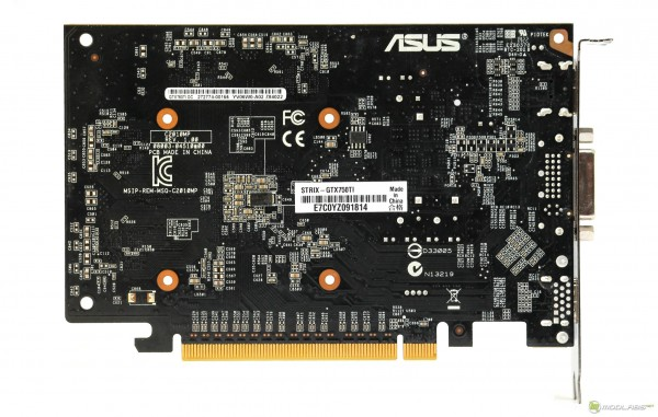 ASUS STRIX GTX 750 Ti