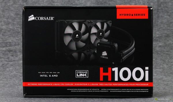 Corsair H100i