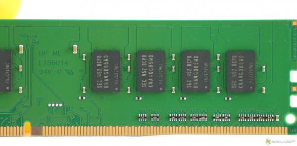 Transcend DDR4-2133 U-DIMM