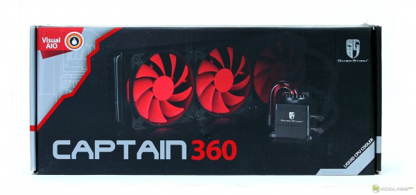 DeepCool Captain 360