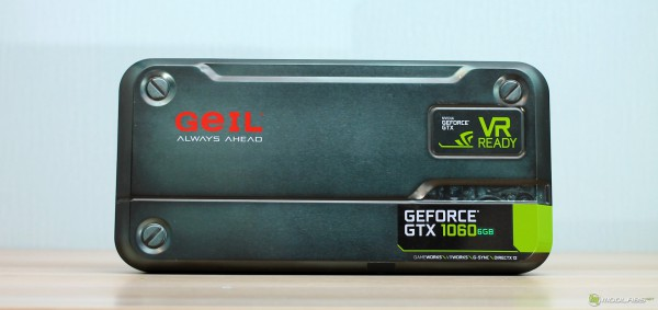 GeIL GeForce GTX 1060 6GB