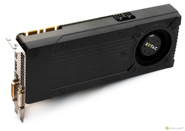 ZOTAC GeForce GTX 760 2 Гбайт