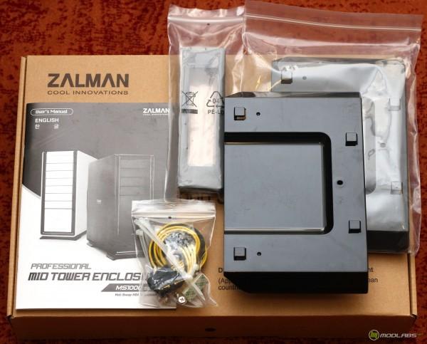 Корпуса Zalman MS1000-HS2