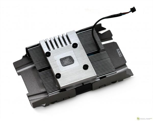 Система охлаждения Inno3D GeForce GTX 650 Ti
