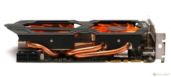 Графический ускоритель ZOTAC GeForce GTX 660 Ti AMP! Extreme