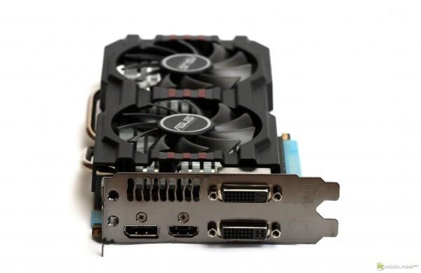 ASUS GeForce GTX 650 Ti BOOST DirectCU II OC