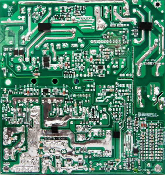 Hyper K1000 PCB view