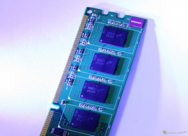 Чипы памяти Kingmax DDR-3 1600 Long-DIMM