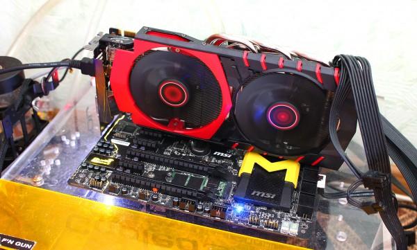 MSI GeForce GTX 960