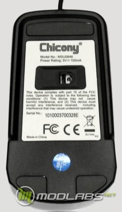 Chicony MSU0846