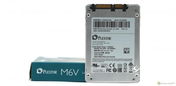 Plextor M6V