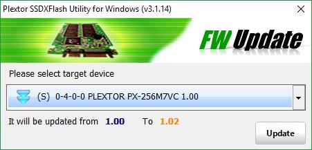 Plextor M7V