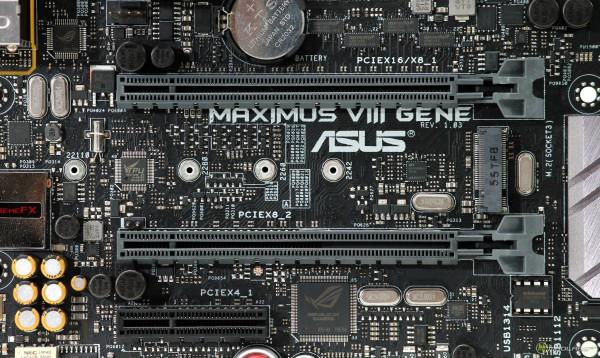 Asus Maximus VIII Gene