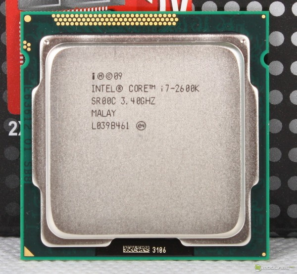 Intel Core i7 2600K (Sandy Bridge)