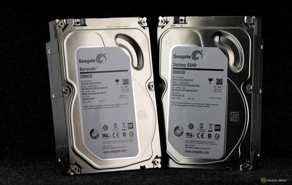 Seagate ST2000DM001 ST2000DX001
