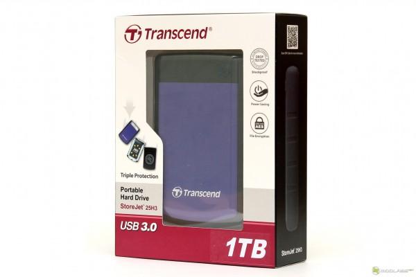Transcend StoreJet 25H3P