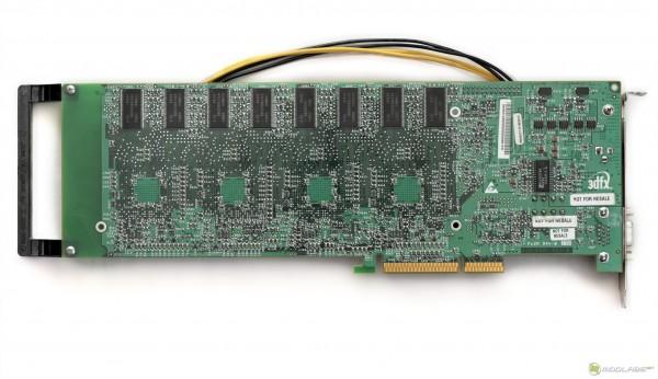 3dfx Voodoo 5 6000 AGP 128 Mb (3700, rev 210-0391-001-A Pre Production)