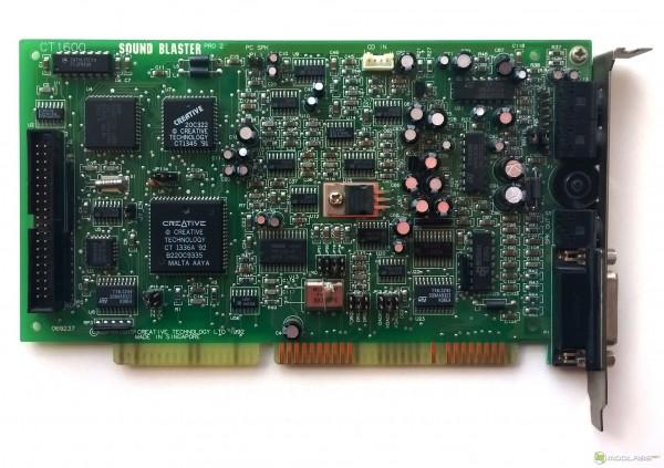 Sound Blaster Pro 2 CT-1600
